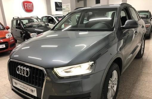 Audi q3 tdi 140cv edition