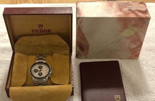 Rolex tudor chrono oysterdate ref.79160 padova