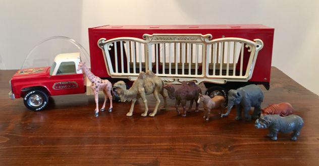 Circo con animali Originale