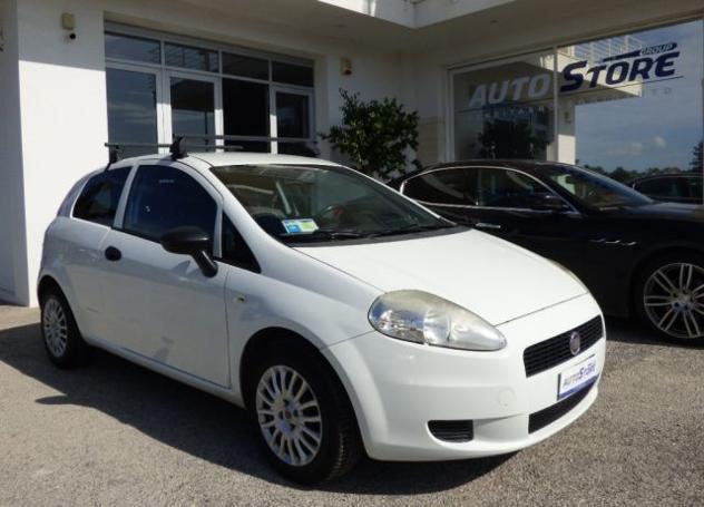 Fiat grande punto 1.2 van 3 porte gpl rif. 12381170
