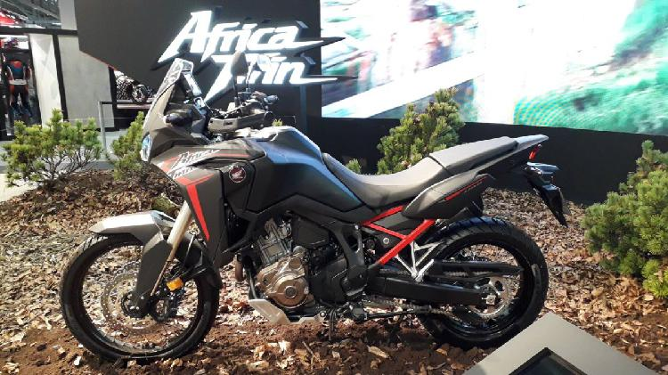 Honda africa twin crf 1100 l dct (2020) nuova a none