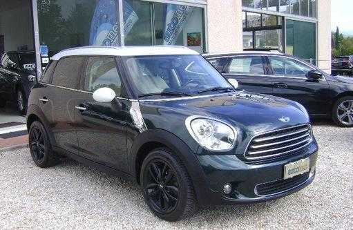 Mini cooper d countryman mini 2.0 automatica