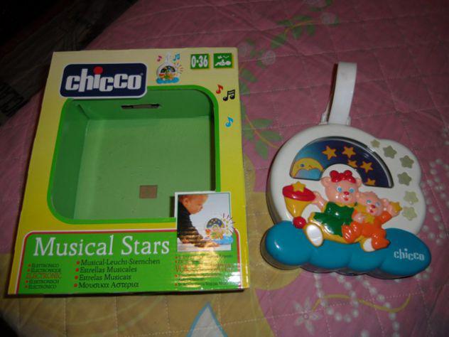 Musical stars chicco