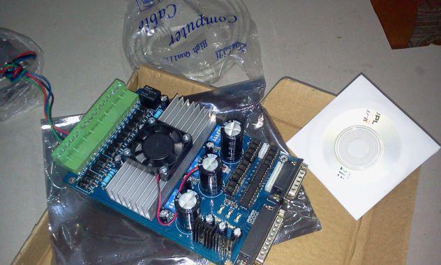 Scheda controller cnc driver tb 6560 pantografo