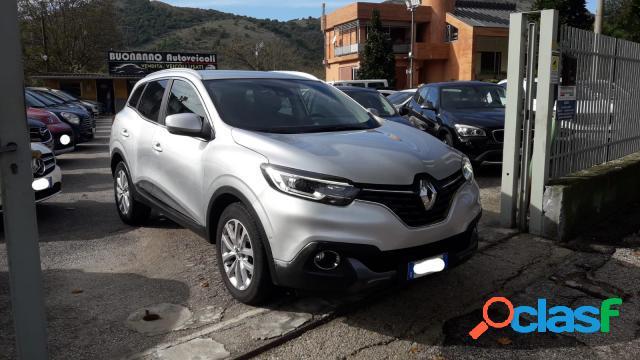 Renault kadjar diesel in vendita a moiano (benevento)
