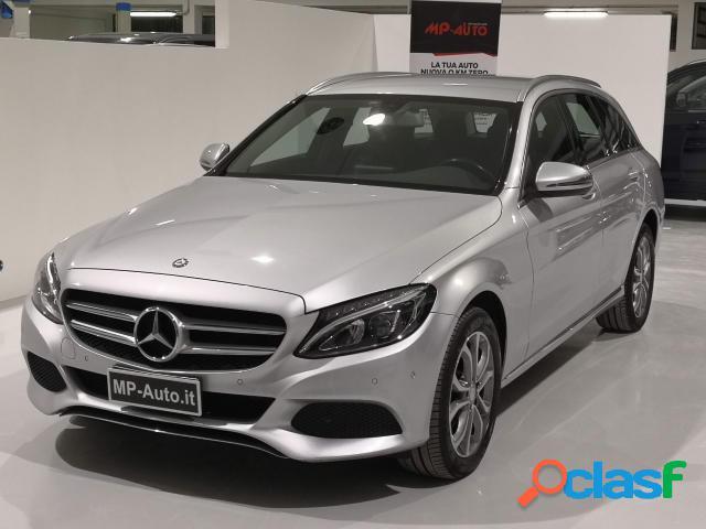 Mercedes classe c diesel in vendita a castellanza (varese)
