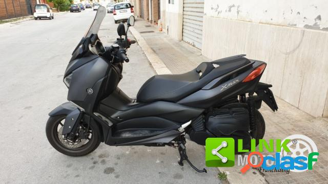 Yamaha x-max 400 benzina in vendita a trapani (trapani)