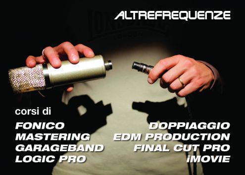 CORSO DI ELECTRONIC DANCE MUSIC PRODUCTION BRESCIA