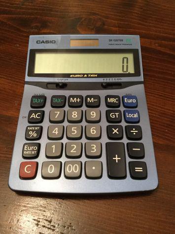 Calcolatrice Casio Originale e Nuova