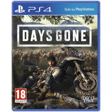 Days Gone per ps4 come nuovo