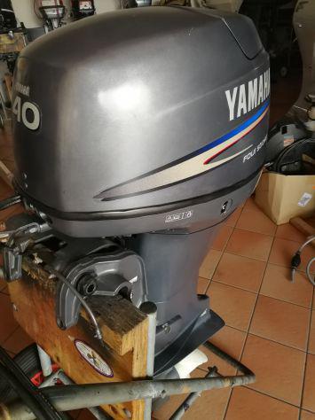 Motore YAMAHA 40 cv 4t gambo lungo