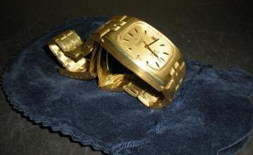 Omega constellation oro