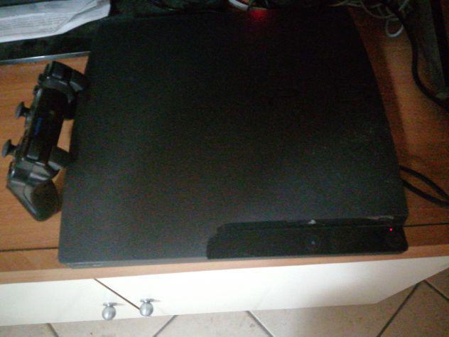 Playstation 3 con 5 giochi
