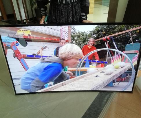 Smart TV 4K Curva OLED 75 pollici