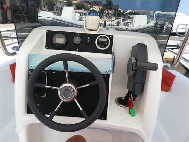 Barca a motoremarino gabry anno2017 lunghezza mt560
