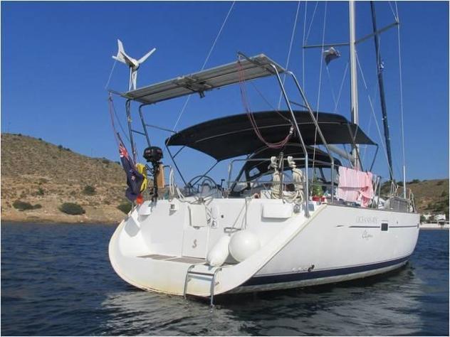 Barca a velabeneteau oceanis 473 anno2003 lunghezza mt14