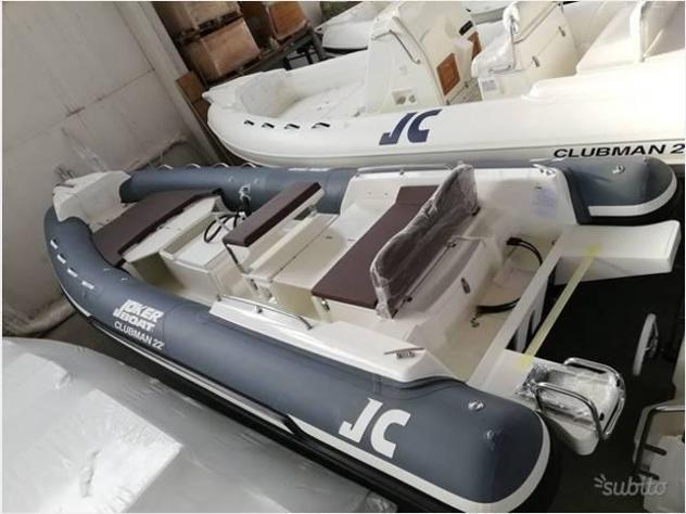 gommoneJoker Boat CLUBMAN22 anno2020 lunghezza mt7
