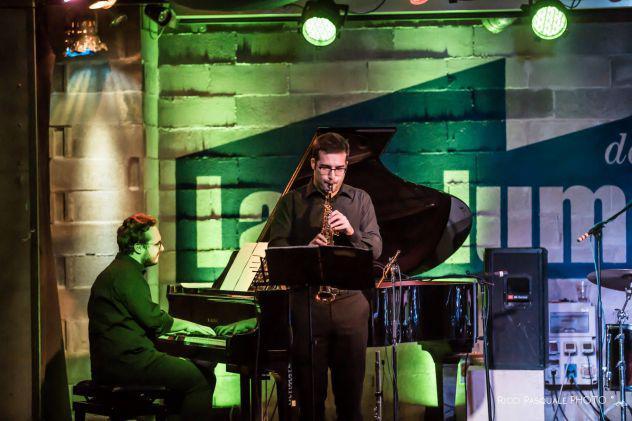 Lezioni di sax jazz e improvvisazione
