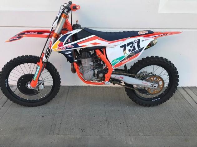 Moto Cross Ktm Annunci Dicembre Clasf