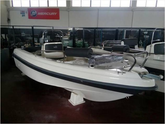 Barca a motoreitalnautica karel 530 open anno2019 lunghezza