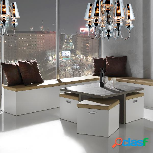 Mobile bar kubotto lounge
