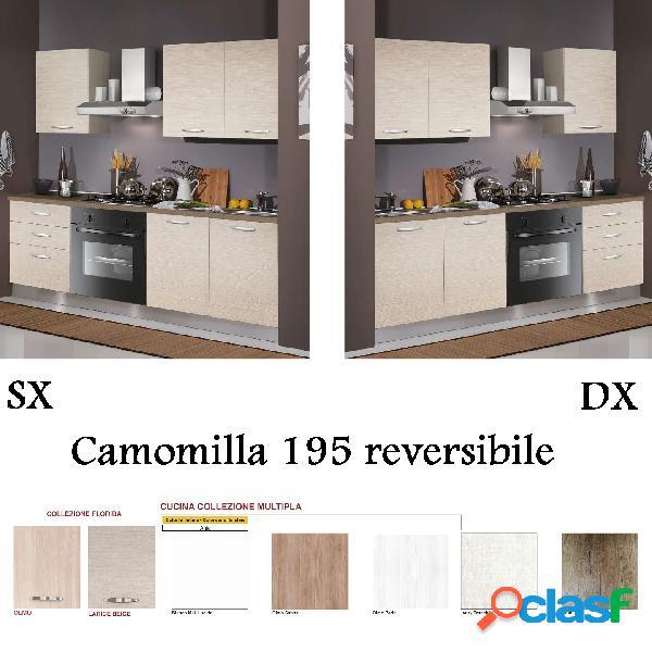 Cucina Camomilla L 195
