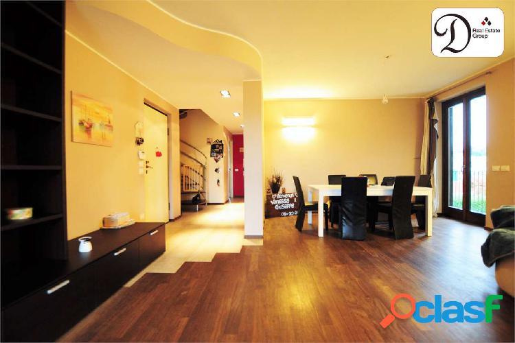 Appartamento duplex con box doppio be-2909
