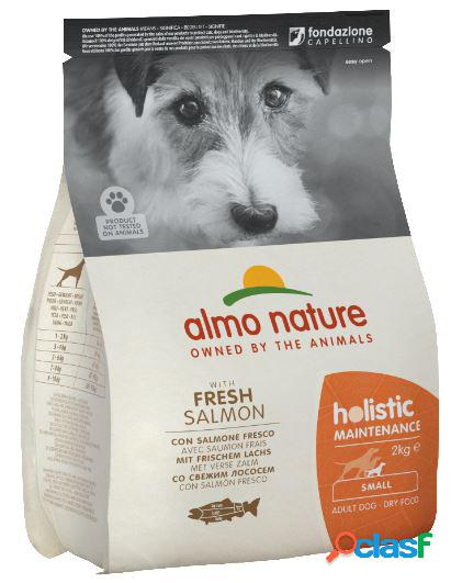 Almo nature holistic cane small adult salmone kg 2