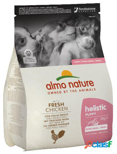 Almo nature holistic cane small puppy pollo kg 2