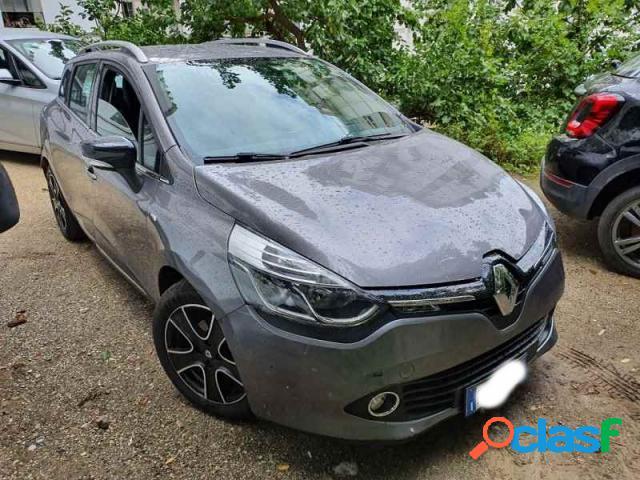 Renault clio sporter diesel in vendita a alessano (lecce)