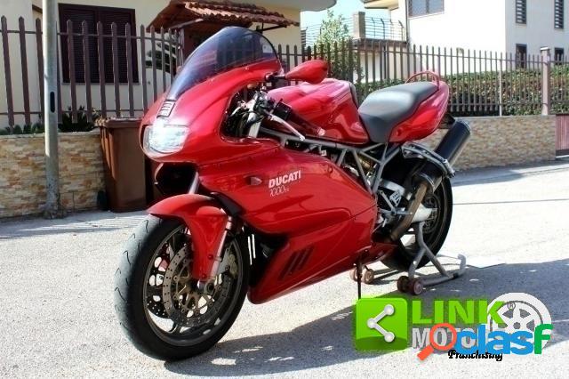 Ducati ss 1000 benzina in vendita a pomigliano d'arco (napoli)