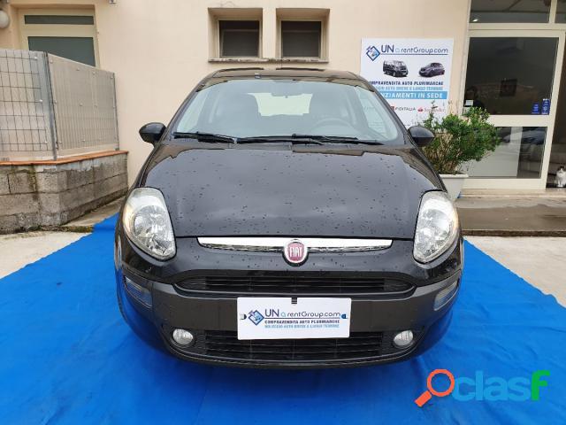 Fiat punto evo gpl in vendita a spigno saturnia (latina)