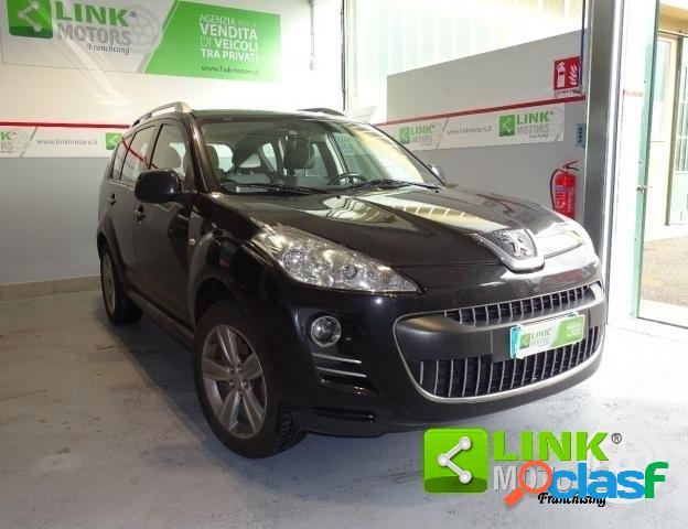 Peugeot 4007 diesel in vendita a telgate (bergamo)