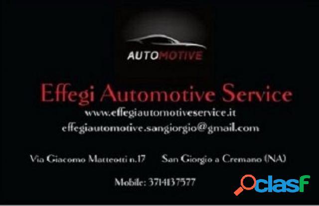 Fiat 500 cabrio benzina in vendita a san giorgio a cremano (napoli)
