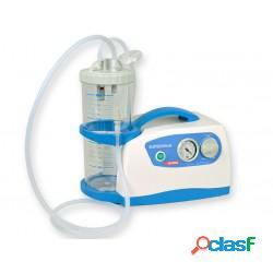 Gima aspiratore chirurgico super vega 2 litri - 40 lt al minuto