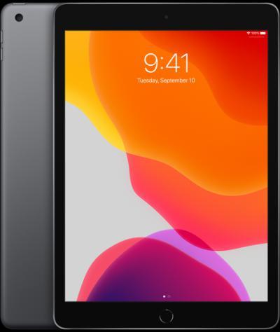 Apple ipad 7thgen 2019 128gb wifi space grey nuovo