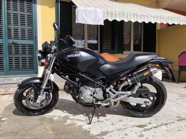 Ducati monster 620 - 2006 depotenziata