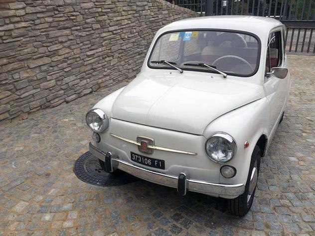 Fiat - 600 d - 1967