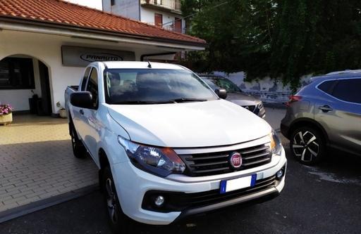 Fiat fullback fullback 2.4 cabina estesa sx 4wd s&s 150cv