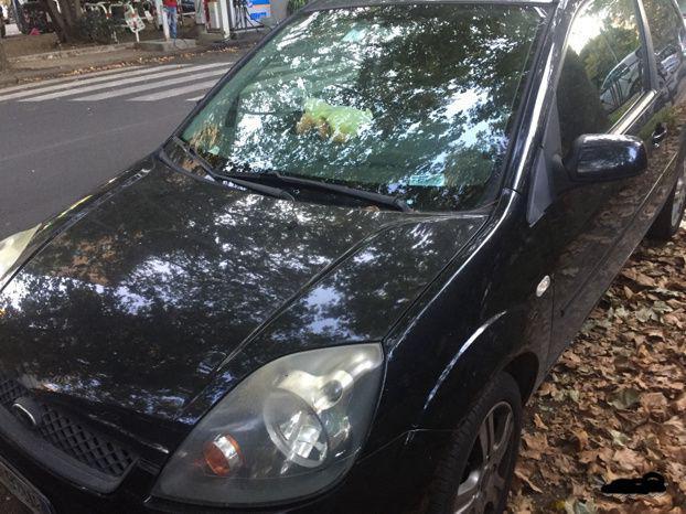 Ford fiesta 73000km - roma