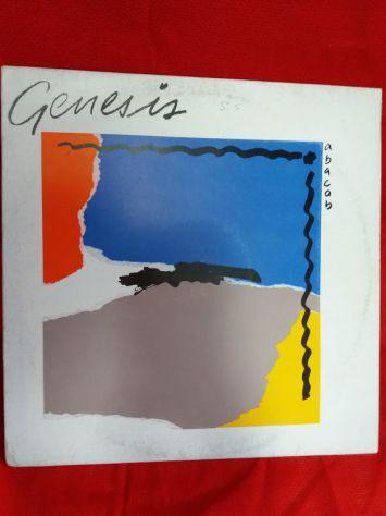 Genesis (abacab) disco lp 33