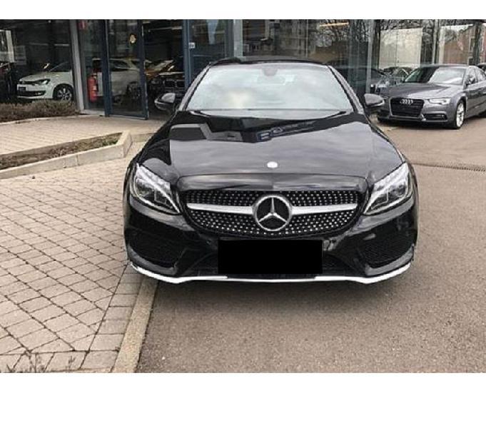 Mercedes Benz C 200 Paket AMG