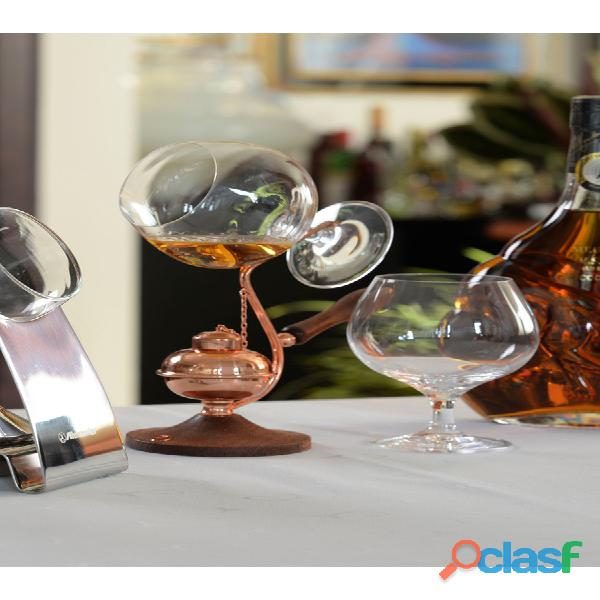 Scaldacognac Alexander SCIOLTO S/bicchieri