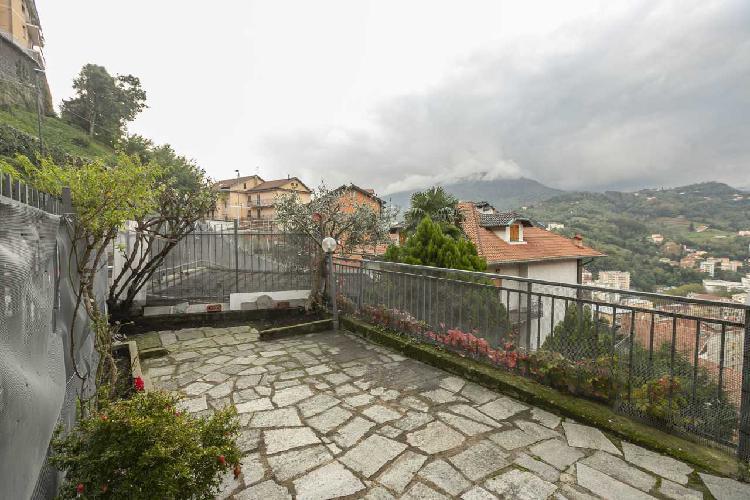 Appartamento - Trilocale a San Cipriano, Serra Riccò