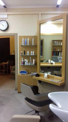Arredamento parrucchiere completo