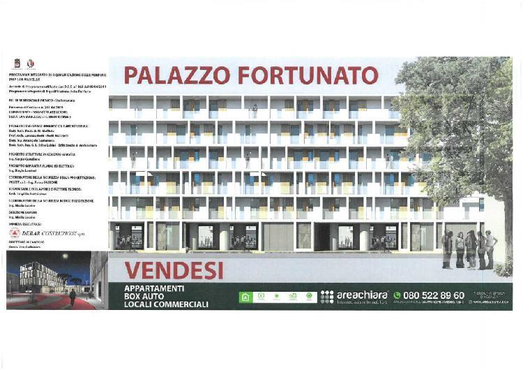 Locale commerciale - 3 Vetrine a San Pasquale, Bari