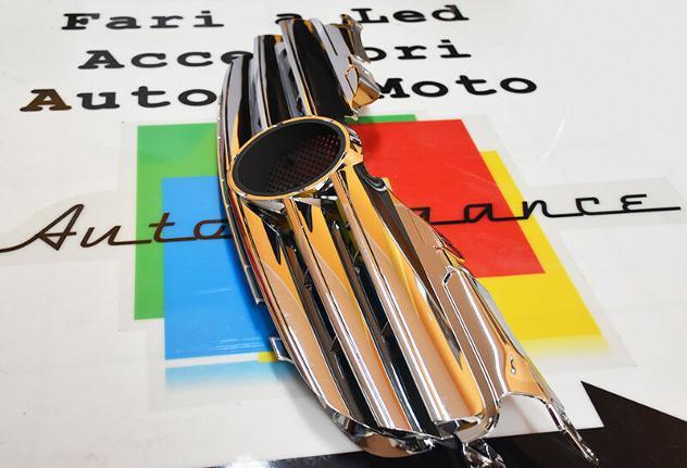 Mercedes slk w170 r170 griglia anteriore design cromato amg