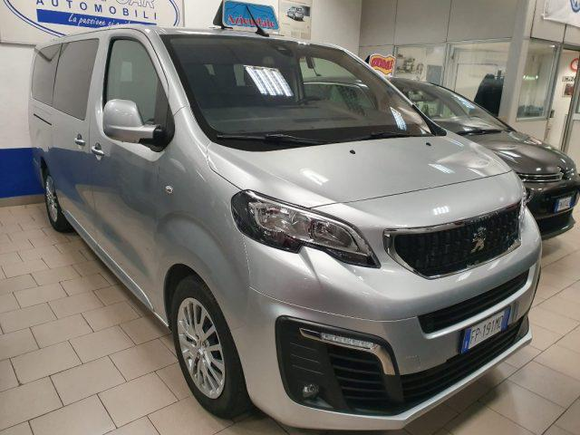 Peugeot Traveller BlueHDi 180 S&S EAT6 L