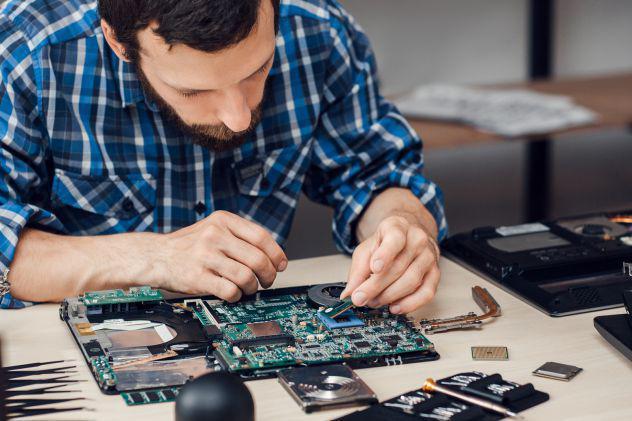 Riparazione pc, sistemi operativi e recupero dati