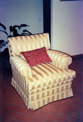 Tappezziere - tende - divani - riparazioni - poltrone